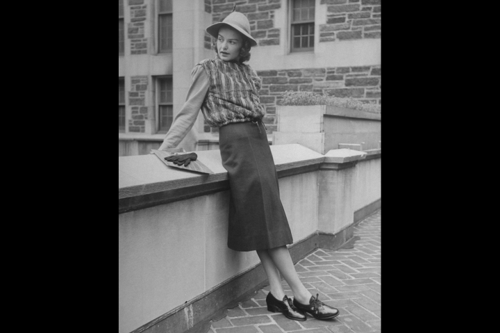 1938 Fall Fashions