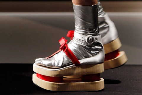 Prada Spring/Summer 2013 collection at Milan Fashion Week