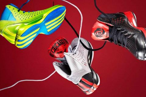 Adidas D. Rose sneakers
