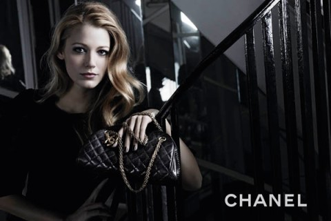 Blake Lively Chanel
