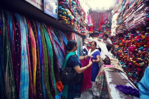 Lajpat Nagar's Central Market