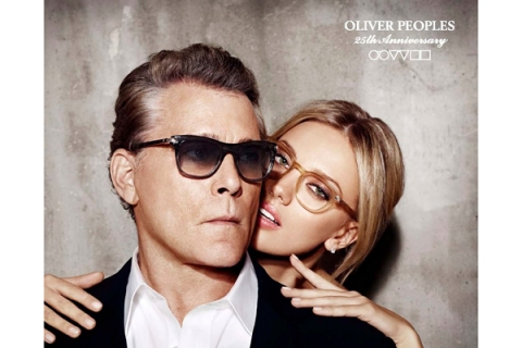 Ray Liotta and Bar Paly