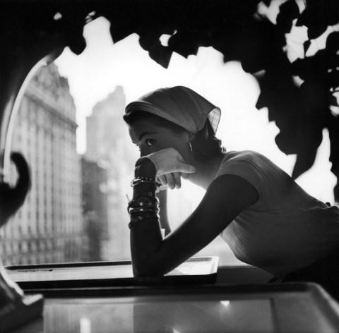 Lilly Dache fashion 1952
