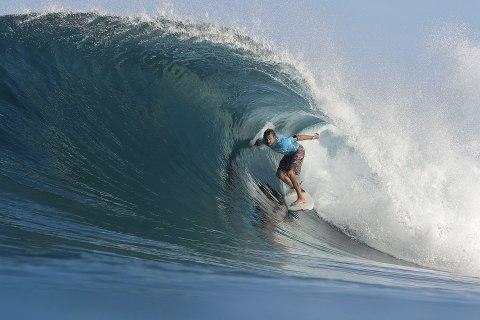 Image: Australian surfer Kieren Perrow