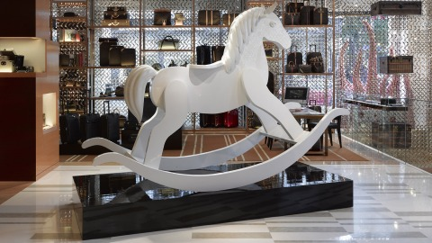 Elmgreen & Dragset for Louis Vuitton