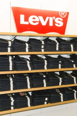 "image: Macy's Herald ""Levi's For A Fit Challenge"" Hosted By Ali Wentworth at Macy's Herald Square on September 20, 2012 in New York City."
