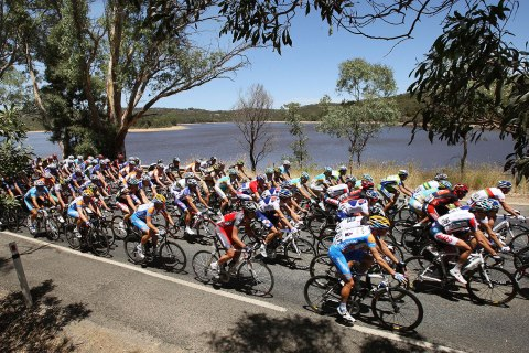 Australia Tour Down Under Cycling