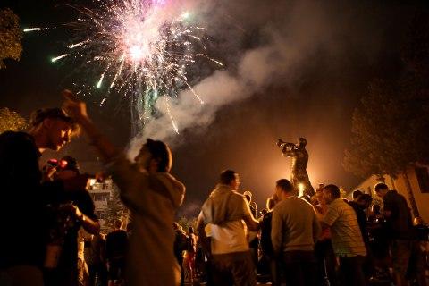 Image: Guca Trumpet Festival
