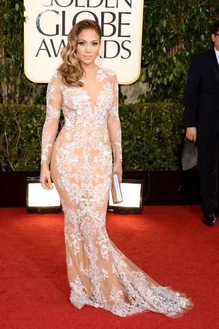 Bold: Jennifer Lopez