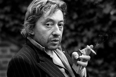 Serge Gainsbourg Portrait Session