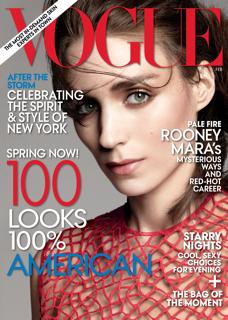 Rooney Mara Vogue