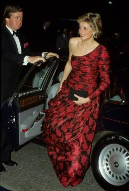 Diana in Paris