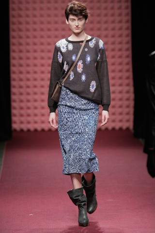 Rachel Comey - Runway - Fall 2013 Mercedes-Benz Fashion Week