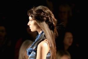 Katya Leonovich - Front Row - Fall 2013 Mercedes-Benz Fashion Week