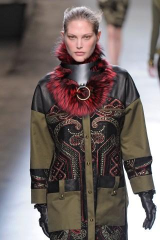 Prabal Gurung - Runway RTW - Fall 2013 - New York Fashion Week