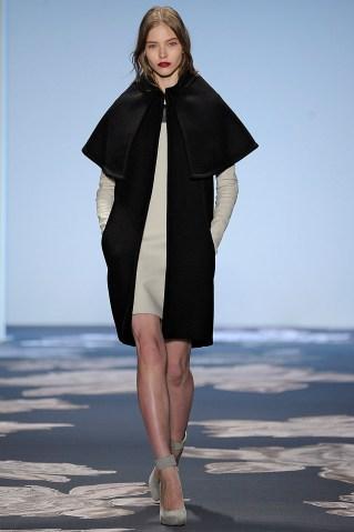Vera Wang - Runway RTW - Fall 2013 - New York Fashion Week