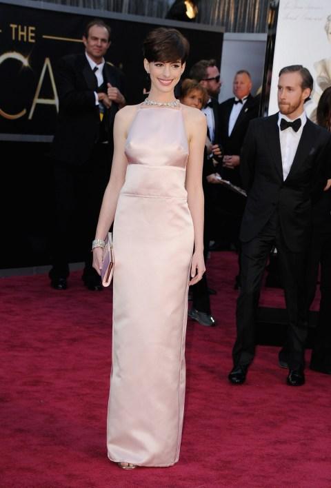 Worst: Anne Hathaway