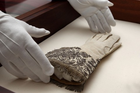 Unseen Historic Royal Glove Collection Launches At Selfridges