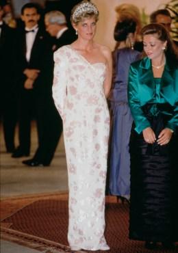 Princess Diana In Brazil