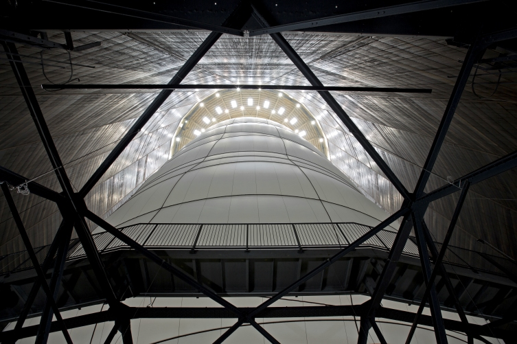 Big Air Package - Big Air Package, Gasometer Oberhausen, Germany, 2010-13-3