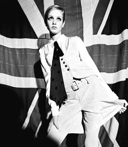 Patriotic Twiggy