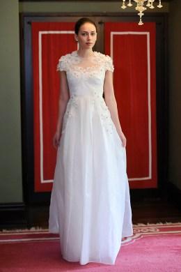 2014 Bridal Spring/Summer Collection - Temperley Bridal - Presentation