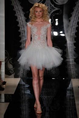 2014 Bridal Spring/Summer Collection - Reem Acra - Show