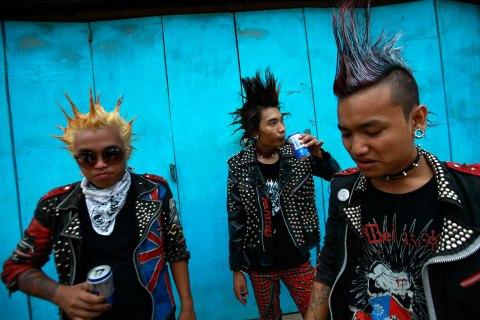 Burma Punks