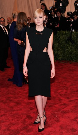 image: Carey Mulligan at the 2013 Met Gala