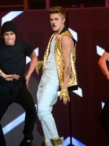 Justin Bieber In Concert - New York, NY