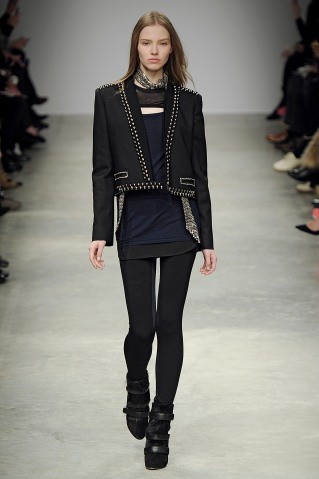 Isabel Marant - Runway RTW - Fall 2013 - Paris Fashion Week