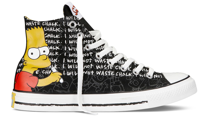 """Simpsons"""" Sneakers"""