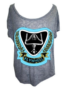 Lauren Moshi for Flywheel Shirt