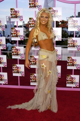 2004 MTV Video Music Awards - Arrivals