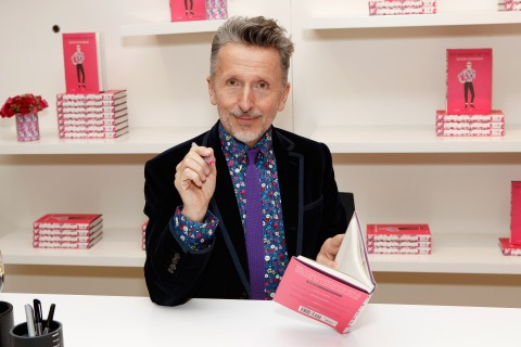 "Simon Doonan Signs Copies Of ""Gay Men Don't Get Fat"""